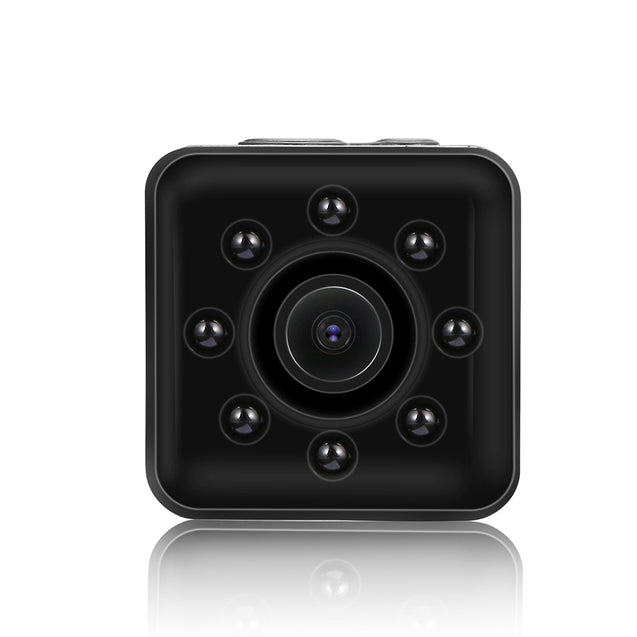 Coupcou.com: Quelima SQ13 Mini HD 1080P WiFi Micro Camera Lens Recorder Car DVR DV