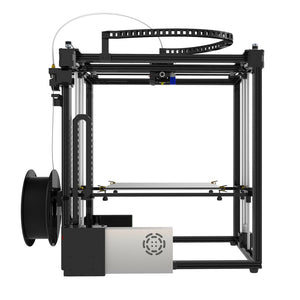 Coupcou.com: Tronxy X5SA High Precision Big Power LCD Screen DIY 3D Printer