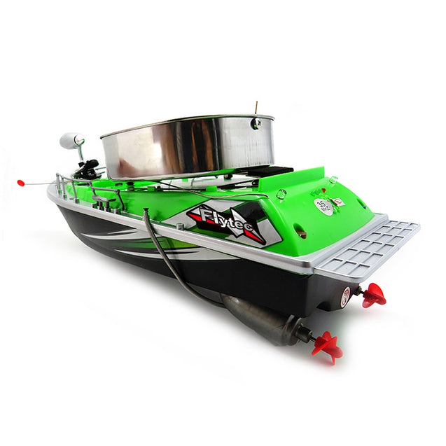 Coupcou.com: Flytec 2011 - 3 Third Generation RC Boat for Fishing / Entertainment