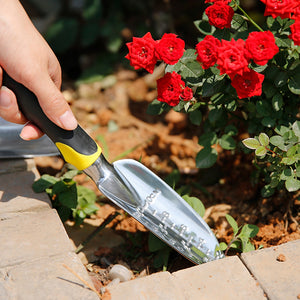 Coupcou.com: Outdoor Gardening Tool Silicone Handle Scale Trowel