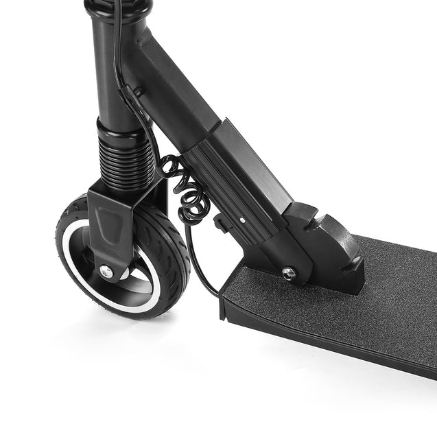 Coupcou.com: Megawheels S1 Aluminum Alloy Shockproof Folding Electric Scooter EU Plug / 2.0Ah Battery