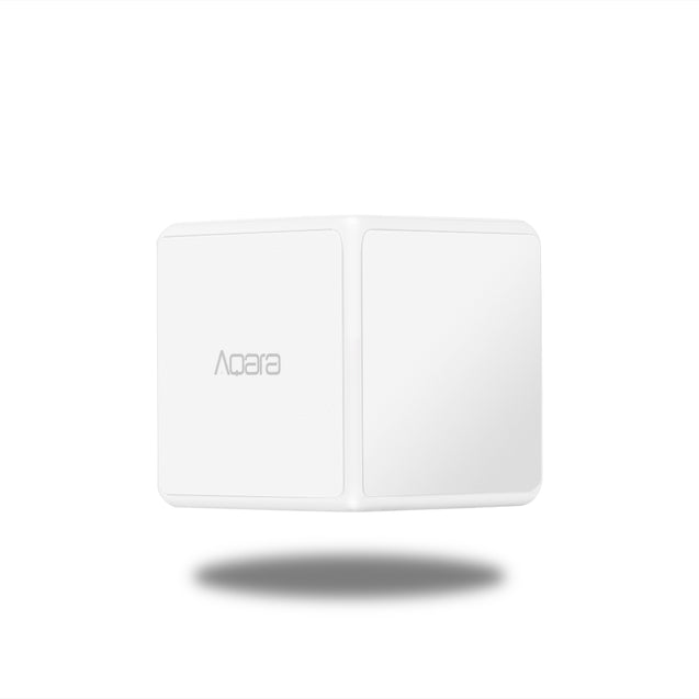 Coupcou.com: AQara Cube Smart Home Controller 6 Actions Operation for Smart Home Device