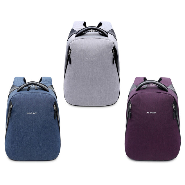Coupcou.com: Business Large Capacity Bag Shoulder Laptop Backpack for Men