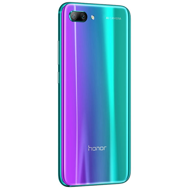 Coupcou.com: HUAWEI Honor 10 4G Phablet 5.84 inch Android 8.1 Kirin 970 Octa-core 2.36 GHz 4GB RAM 128GB ROM 20.0MP + 16.0MP Dual Rear Camera 3400mAh Built-in Fingerprint Scanner