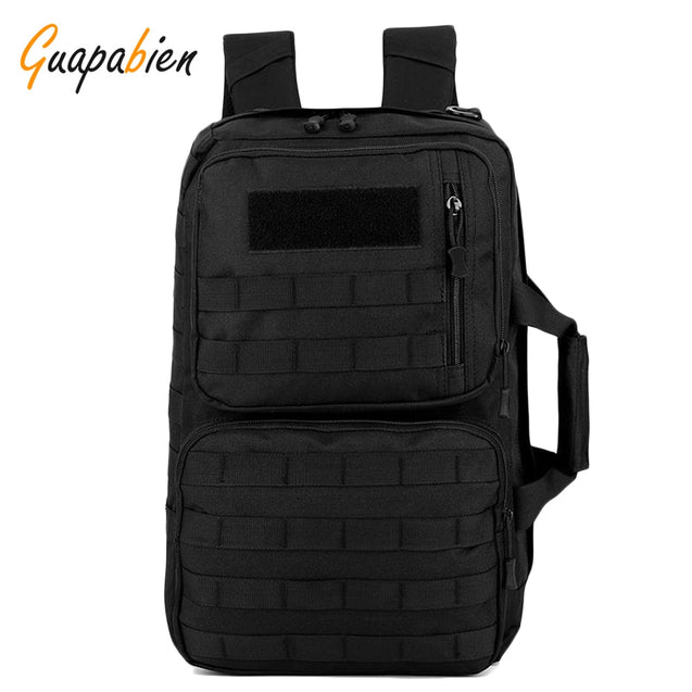 Coupcou.com: Guapabien Outdoor Military Tactical Sports Backpacks Hiking Camping Climbing Men Daypack