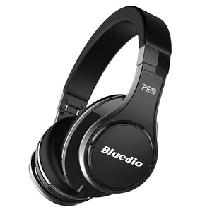 Coupcou.com: Bluedio UFO 2 High-end Bluetooth Headphone 3D Sound HiFi Wireless Smart Cloud Headset