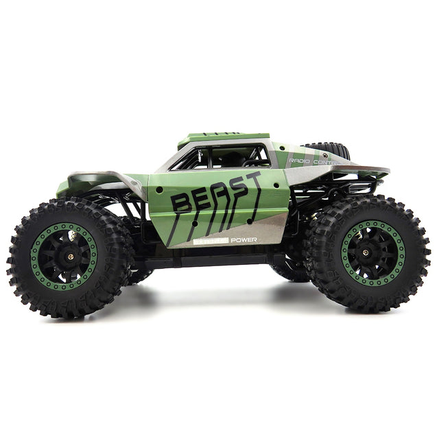 Coupcou.com: Flytec SL - 146A 1/18 2.4GHz 20 - 25km/h Independent Suspension Spring Off Road Vehicle RC Crawler Car