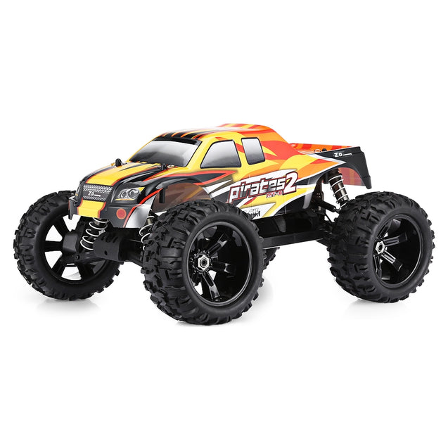 Coupcou.com: ZD Racing 9116 1:8 Scale 4WD Monster Truck without Electronic Parts KIT Version