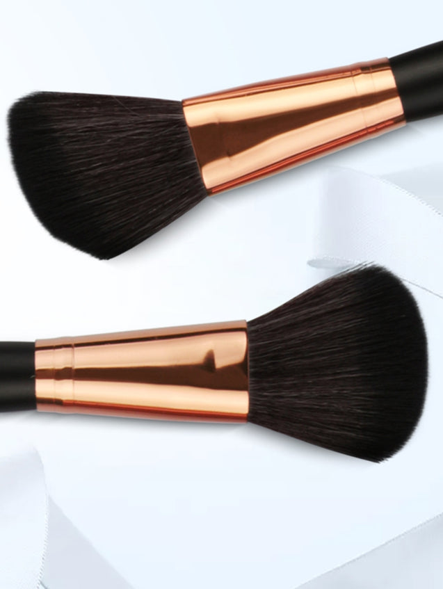 Coupcou.com: Professional 30Pcs Ultra Soft Fiber Hair Cosmetic Brush Collection