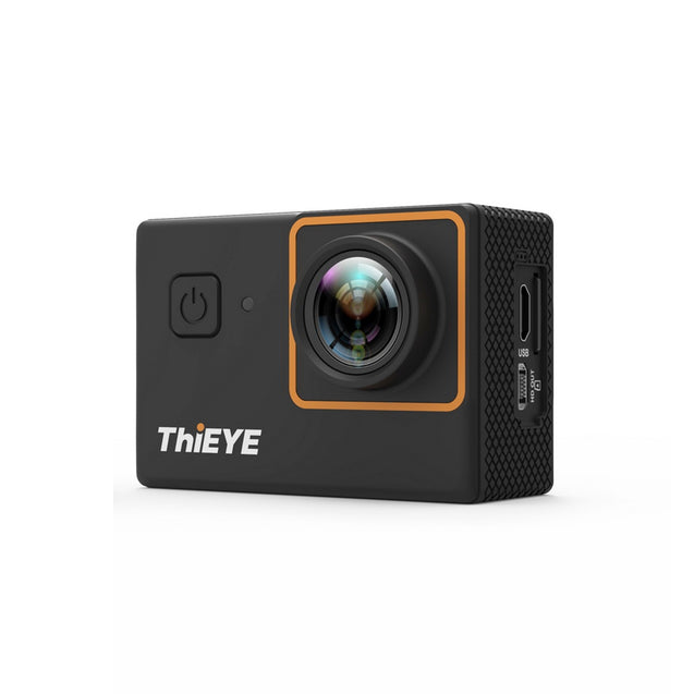 Coupcou.com: ThiEYE i30+ 4K Action Camera WiFi Waterproof Sport Video Camera 12MP Full HD 2 inch Screen with Multiple Modes