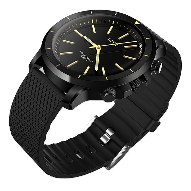 Coupcou.com: Zeblaze VIBE LITE Smart Watch Outdoor 5 ATM Waterproof Multifunctional Sport Fitness Trackers Wristband