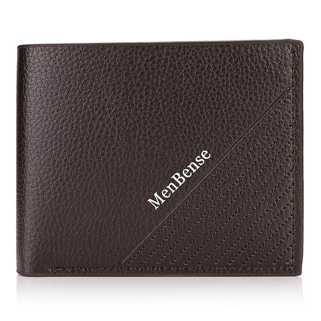 Coupcou.com: Simple Stylish Leather Wallet