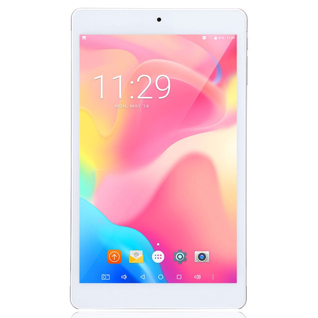Coupcou.com: Teclast P80 Pro Tablet PC 8.0 inch Android 7.0 MTK8163 Quad Core 1.3GHz 2GB RAM 16GB eMMC ROM Double Cameras Dual WiFi HDMI