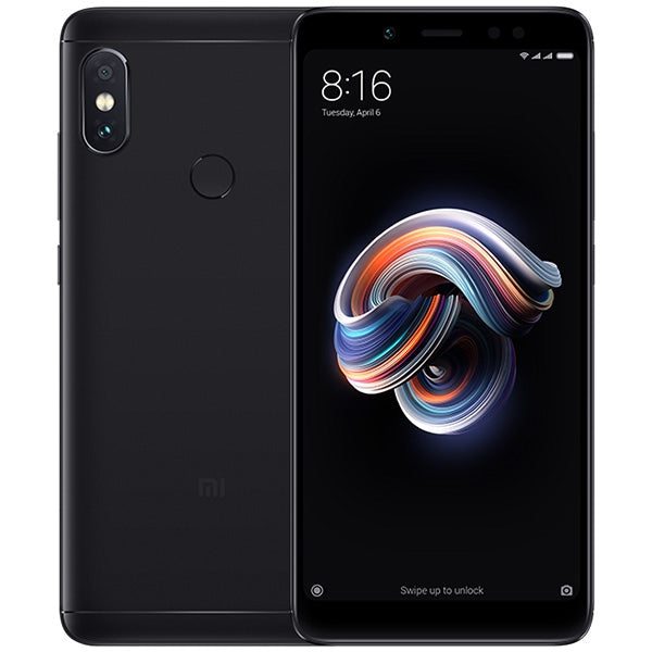 Coupcou.com: Xiaomi Redmi Note 5 4G Phablet 5.99 inch MIUI 9 Qualcomm Snapdragon 636 Octa Core 1.8GHz 4GB RAM 64GB ROM Dual Rear Cameras Bluetooth 5.0 Fingerprint Recognition 4000mAh Battery