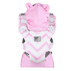 Coupcou.com: Bethbear BS1806 Breathable Baby Carrier Infant Comfortable Wrap Sling Backpack