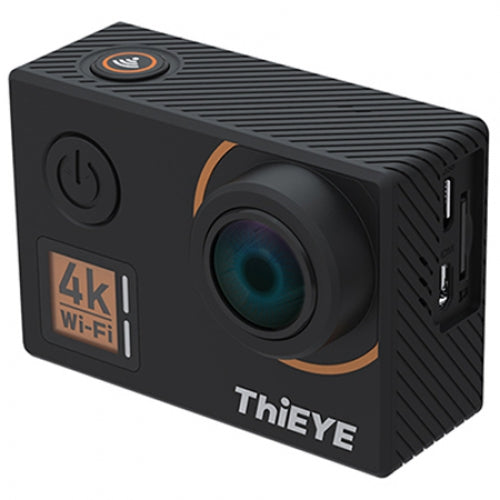 Coupcou.com: ThiEYE T5 Edge Native 4K WiFi Action Camera with Voice Commands Remote Control
