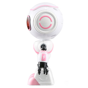 Coupcou.com: JJRC R9 Touch Sensing LED Eyes RC Robot Smart Voice DIY Body Model Toy