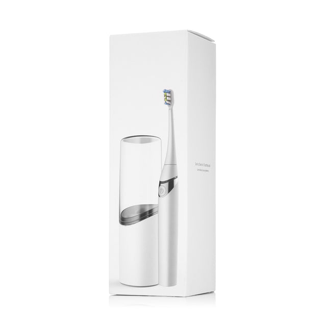 Coupcou.com: LEBIYU UW - 01 Sonic Electric Toothbrush with UV Sanitizer / Drying Cup Kit