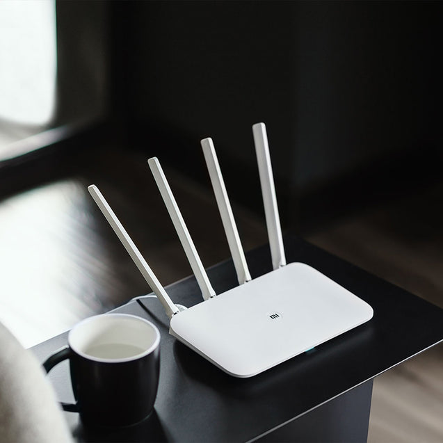 Coupcou.com: Xiaomi Mi Router 4 Wireless Dual Band 1167Mbps 2.4 / 5GHz