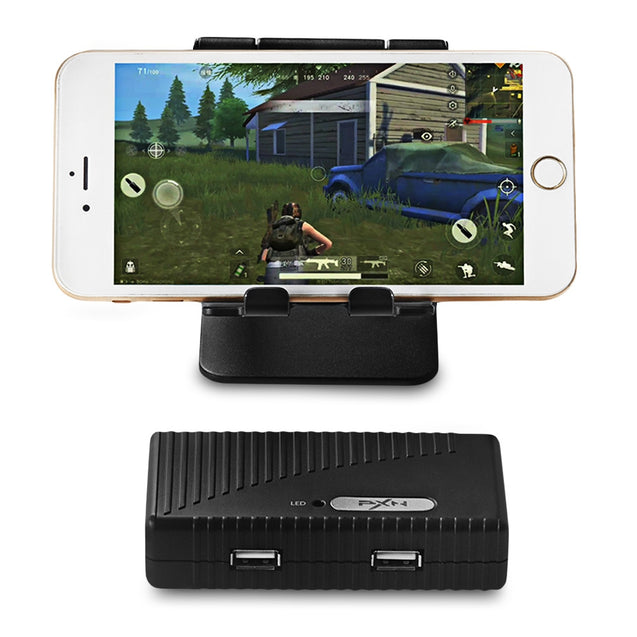 Coupcou.com: PXN k10 Mouse and Keyboard Converter Mobile FPS Game Controller for Android System
