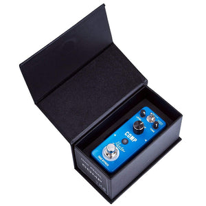 Coupcou.com: ROWIN LEF - 333 Classical Comp Compressor Effects Pedal for Guitar