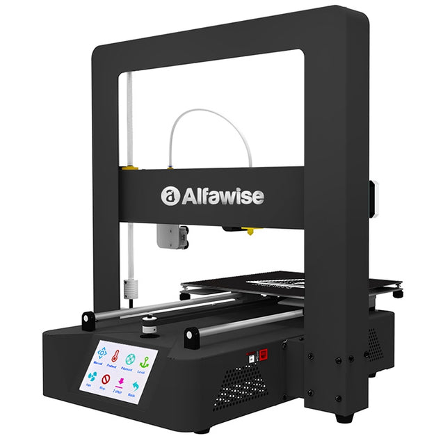 Alfawise X6A Metal Quickly DIY 3D Printer
