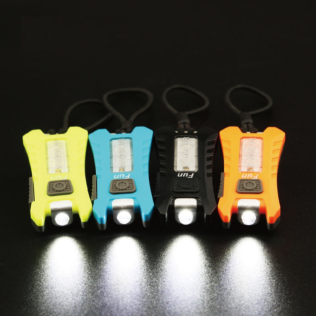 Coupcou.com: SUNREI FUN LED Mini USB Charging Key Light