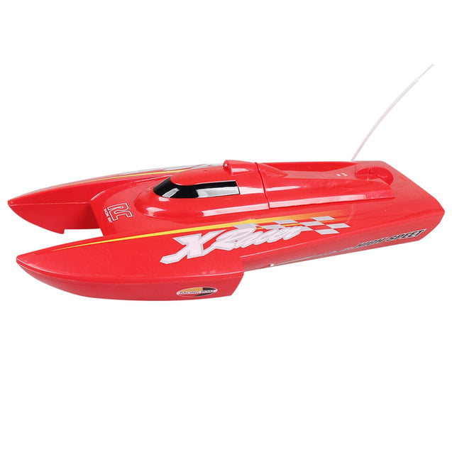 Coupcou.com: CT3352 2.4GHz 4CH RC Racing Boat Strong Power Water Toy for Children