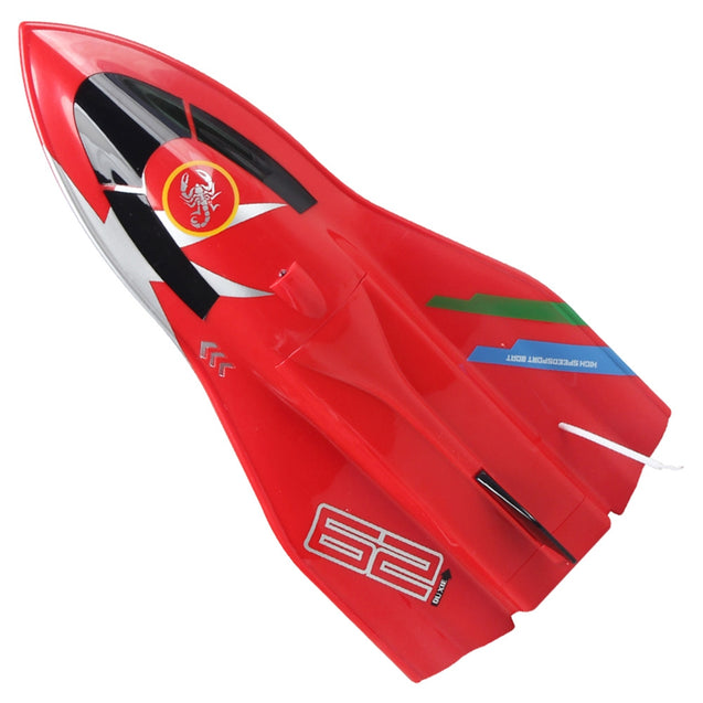 Coupcou.com: CT3362 2.4GHz 4CH RC Racing Boat Strong Power Water Toy for Children
