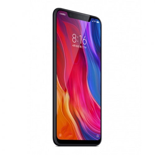 Coupcou.com: Xiaomi Mi 8 4G Phablet 6.21 inch MIUI 9 Snapdragon 845 Octa Core 2.8GHz 6GB RAM 128GB ROM Fingerprint Recognition 3400mAh Built-in