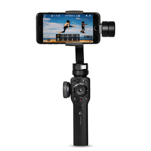 Coupcou.com: Zhiyun Smooth 4 3-axis Handheld Gimbal Stabilizer for iPhone / Samsung Galaxy