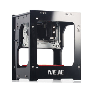 Coupcou.com: NEJE DK - BL1500mw Laser Engraver Support Windows 7 / XP / 8 / 10 / iOS 9.0