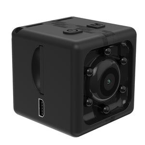 Coupcou.com: JAKCOM CC2 Smart Mini Camera 1080P 123 Degrees Wide Angle Night Vision Motion Recorder