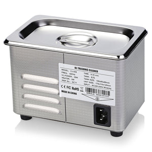 Coupcou.com: CJ - 008 0.7L Professional Ultrasonic Cleaner Machine Digital Timer for Home Use