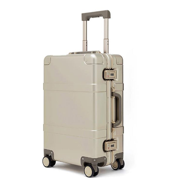 Coupcou.com: 90FUN Carry on Spinner Wheel PC Suitcase 20 inch from Xiaomi Youpin