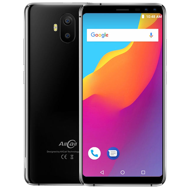 AllCall S1 3G Phablet 5 5 inch Android 8 1 MT6580 Quad Core 2GB RAM 16GB  ROM 13 0MP + 2 0MP Dual