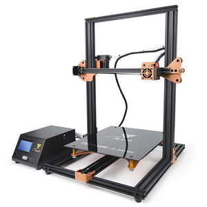 Coupcou.com: TEVO Tornado Most Assembled Full-aluminum Frame 3D Printer