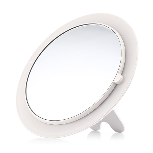 Coupcou.com: Xiaoqijiang T - 03S Double Mirror Cosmetic 5X Magnifying LED with Clamp