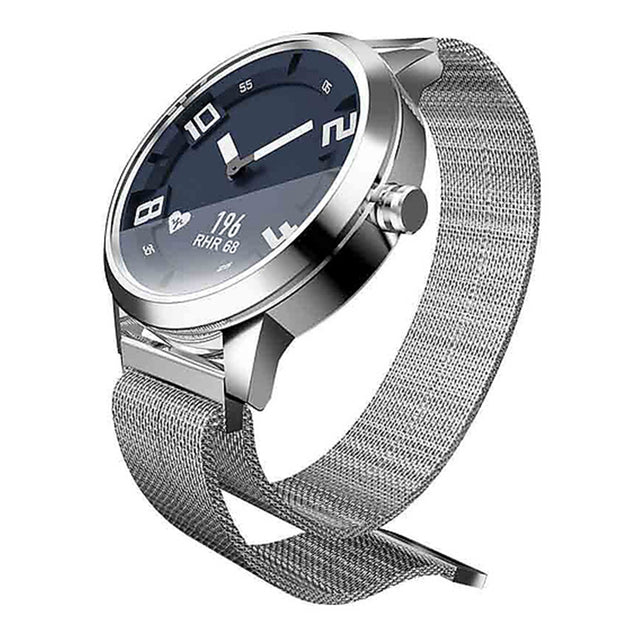 Coupcou.com: Lenovo Watch X Milanese Import Movt OLED Display Ultra-long Standby Wristwatch