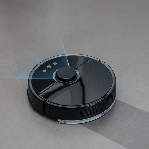 Coupcou.com: Roborock S55 Smart Vacuum Cleaner Intelligent Sensor System Path Planning