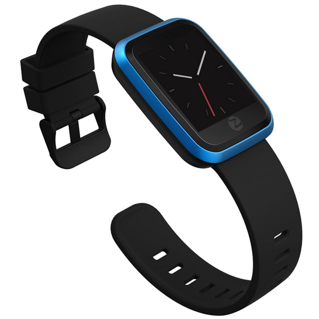 Coupcou.com: Zeblaze Crystal 2 Smart Bracelet IP67 Waterproof Wearable Device Heart Rate Monitor Color Screen Smart Watch for Android iOS