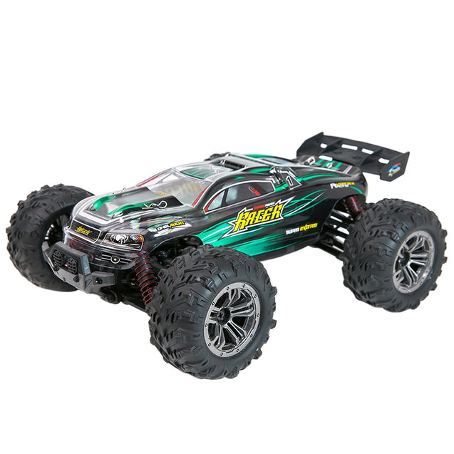 Coupcou.com: XINLEHONG TOYS 9136 1/16 2.4G 4WD RC Car 36km/h Bigfoot Off-road Truck RTR Toy