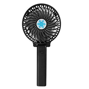 Gentle Mini Usb Electric Handheld Fan 3 Speeds Rechargeable Table For Office Summer To Prevent And Cure Diseases Household Appliances