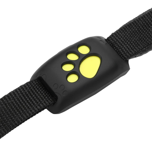 Coupcou.com: Z8 - A Pet Tracker GPS Dog / Cat Collar Water-resistant USB Charging