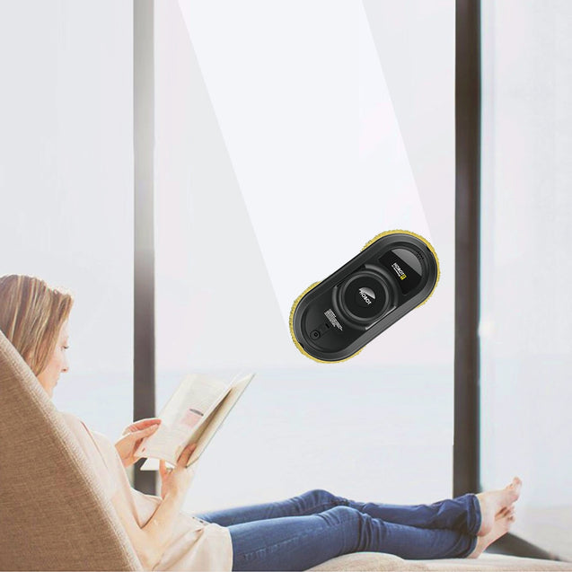 Coupcou.com: HOBOT Smart Remote Control  Automatic Window Cleaning Robot
