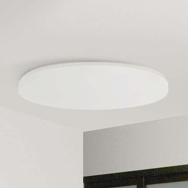 Coupcou.com: Yeelight LED Smart Ceiling Light / JIAOYUE 450 Lamp with White Lampshade for Home 2PCS