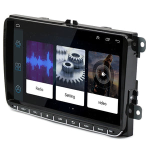 Coupcou.com: ML - CKVW92 Universal 9 inch Car DVD Player Android 6.0 Dual Din with Ultra Thin Body for VW