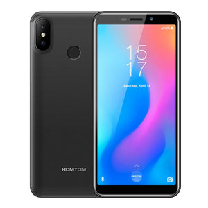 Coupcou.com: HOMTOM C2 4G Phablet 5.5 inch Android 8.1 MTK6739 Quad Core 2GB RAM 16GB ROM
