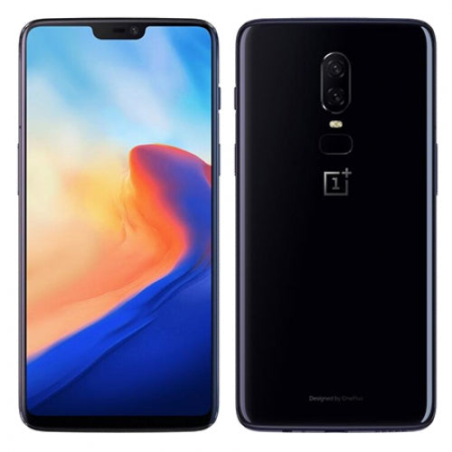 Coupcou.com: OnePlus 6 4G Phablet 6.28 inch Android 8.1 Snapdragon 845 Octa Core 2.8GHz 8GB RAM 128GB ROM 16.0MP + 20.0MP Rear Camera 3300mAh Built-in Fingerprint Scanner