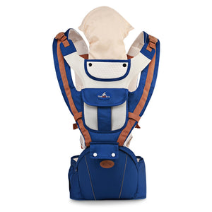 Coupcou.com: Organic Cotton Hip Seat Newborn Waist Stool Baby Carrier Infant Sling Backpack
